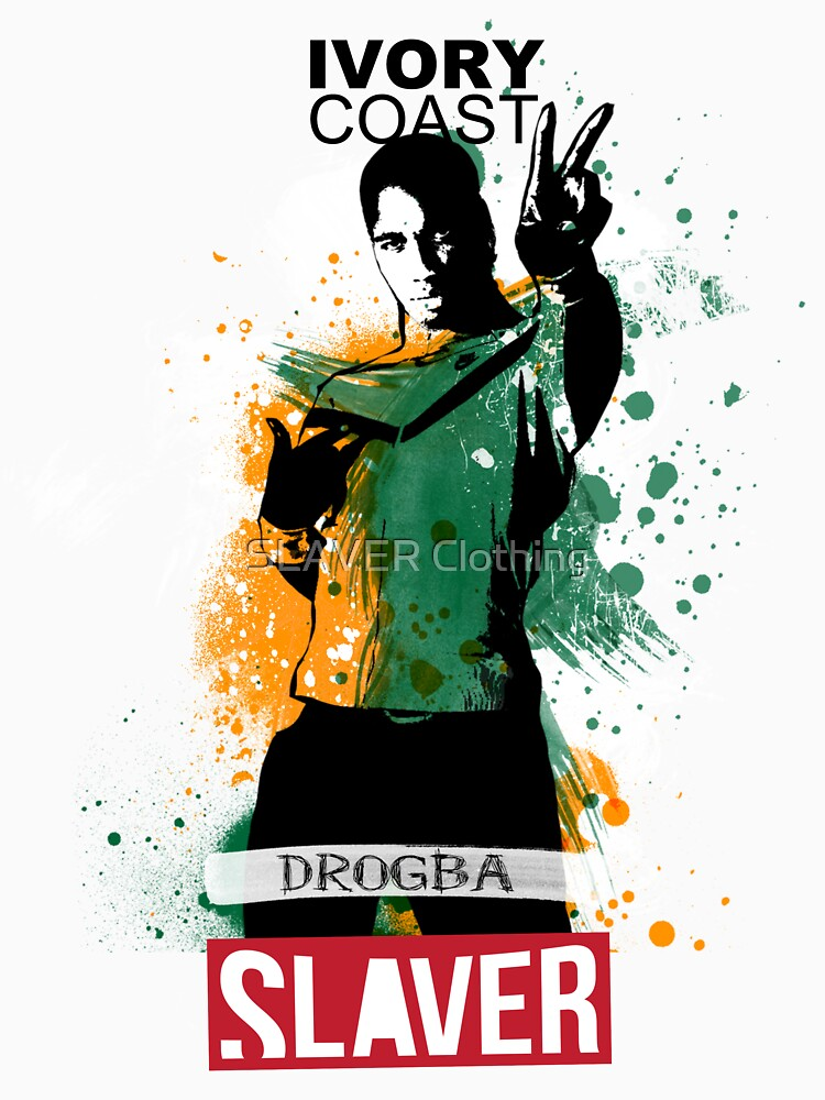 SLAVER Didier Drogba by bukhariridhwan