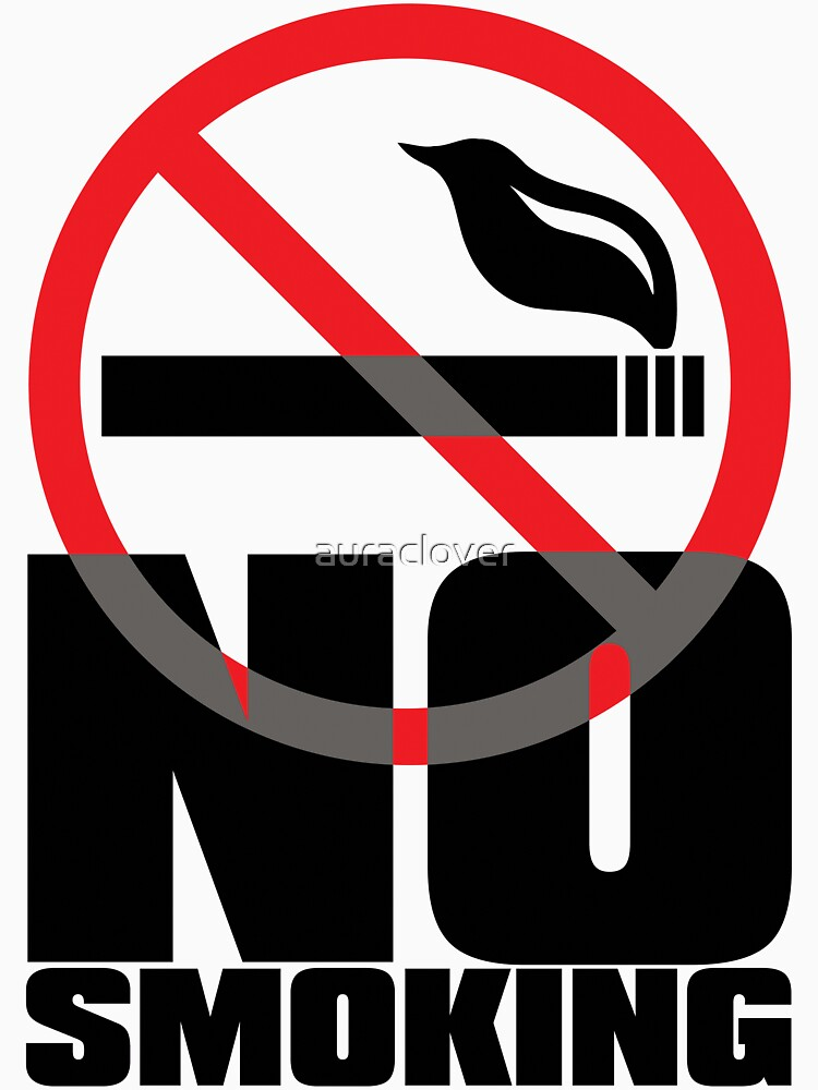 NO_SMOKING by auraclover