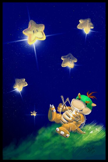 Shooting Stars by SleepingRabbits