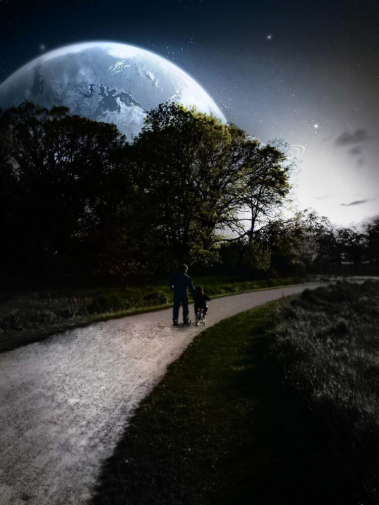 Ride to thje Universe by Daniela Reynoso Orozco
