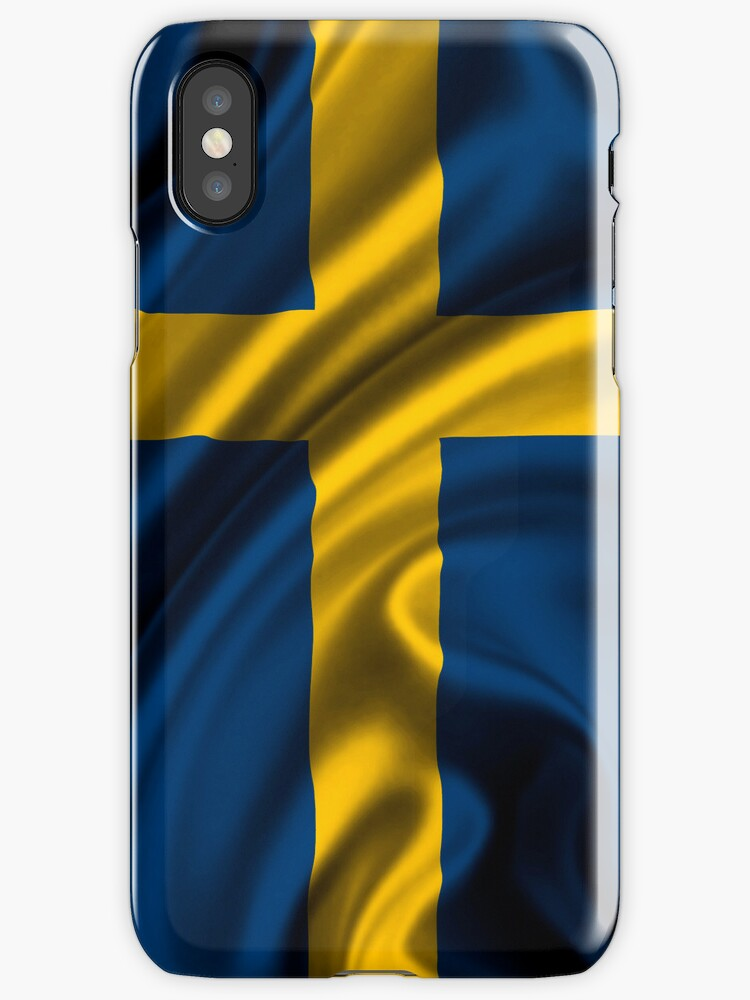 Flags of the World - Sweden by LincolnNorth