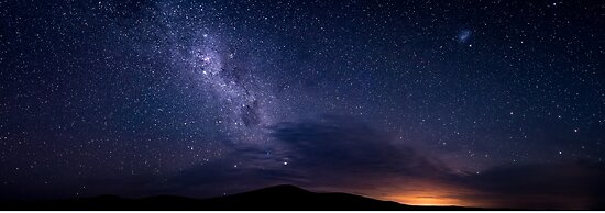 South Australian Night Sky by Bryn Taylor