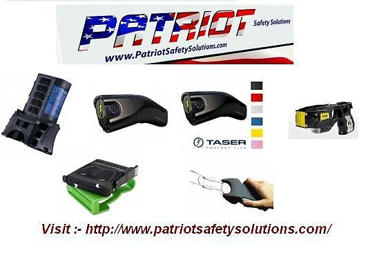 Tasers for Women by patriotsafetys