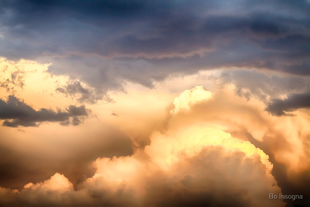 Michael Angelo Cloudscape by Bo Insogna