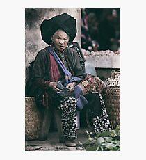 Black Dao... Photographic Print