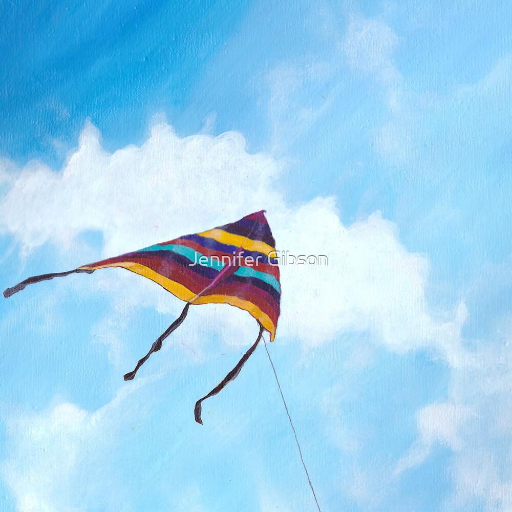 Kite by Jennifer Gibson