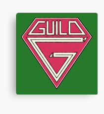Old Guild Canvas Print