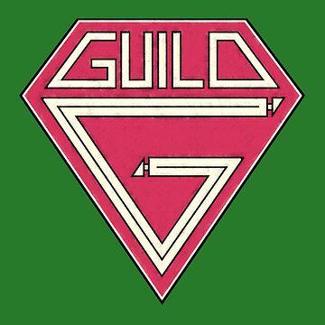 Old Guild by adlirman