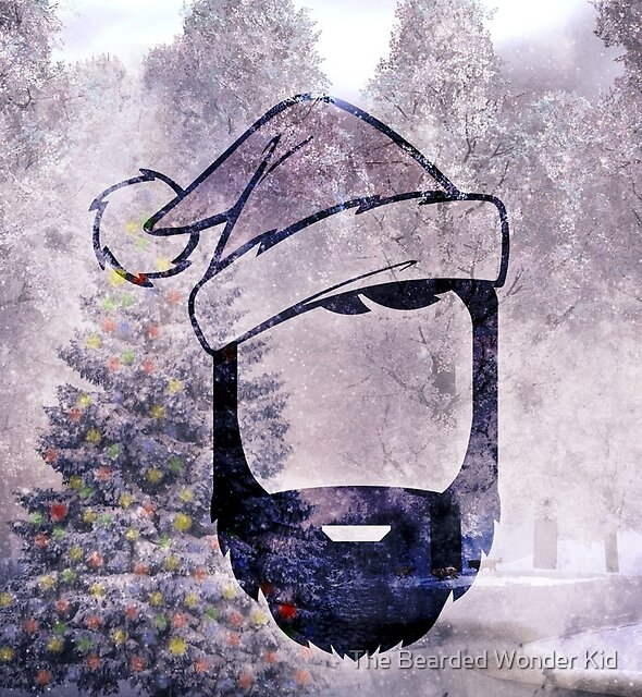 A Very Hipster Christmas by The Bearded Wonder Kid