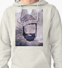 A Very Hipster Christmas Pullover Hoodie