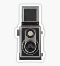 old camera Sticker