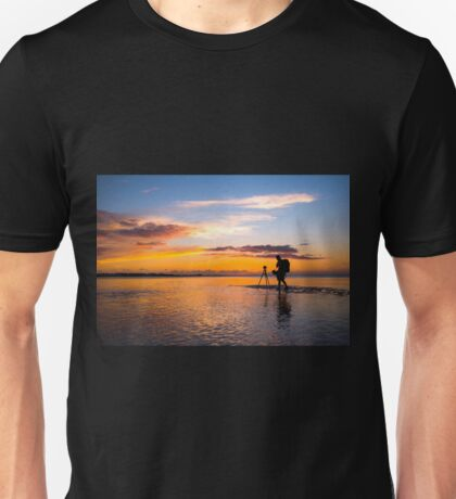 When I have a camera in my hand... Unisex T-Shirt