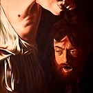David and Goliath by Luigi Maria De Rubeis