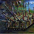 Storming the Establishment (Version 2) by Martin Kirkwood