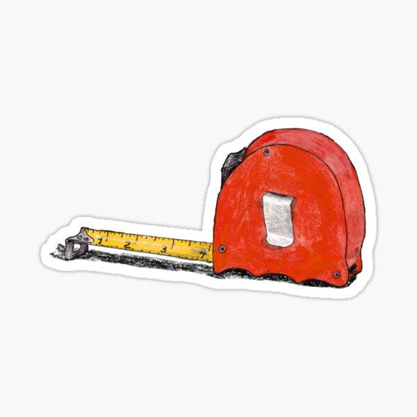Measure Sticker
