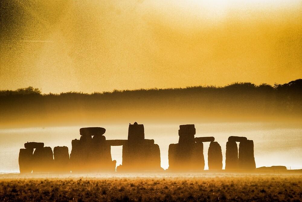 Stonehenge by StuartSiviter
