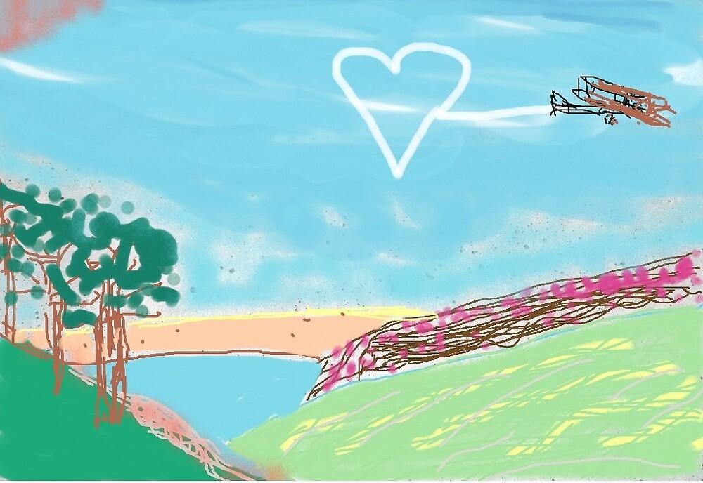 Valentine lands by Hughp