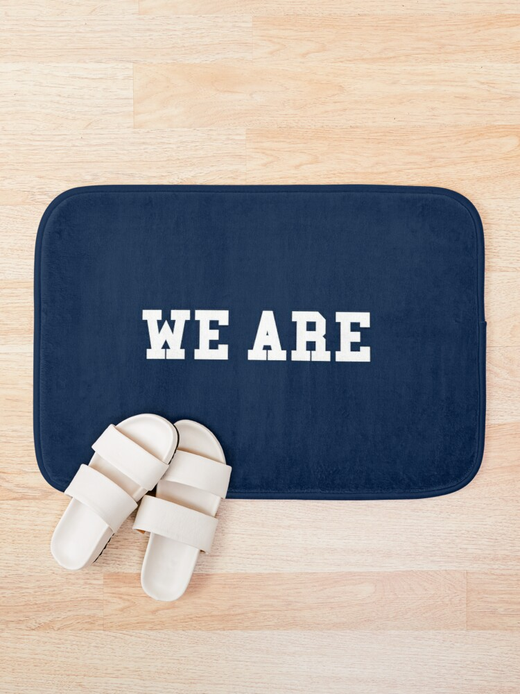Alternate view of WE ARE Bath Mat