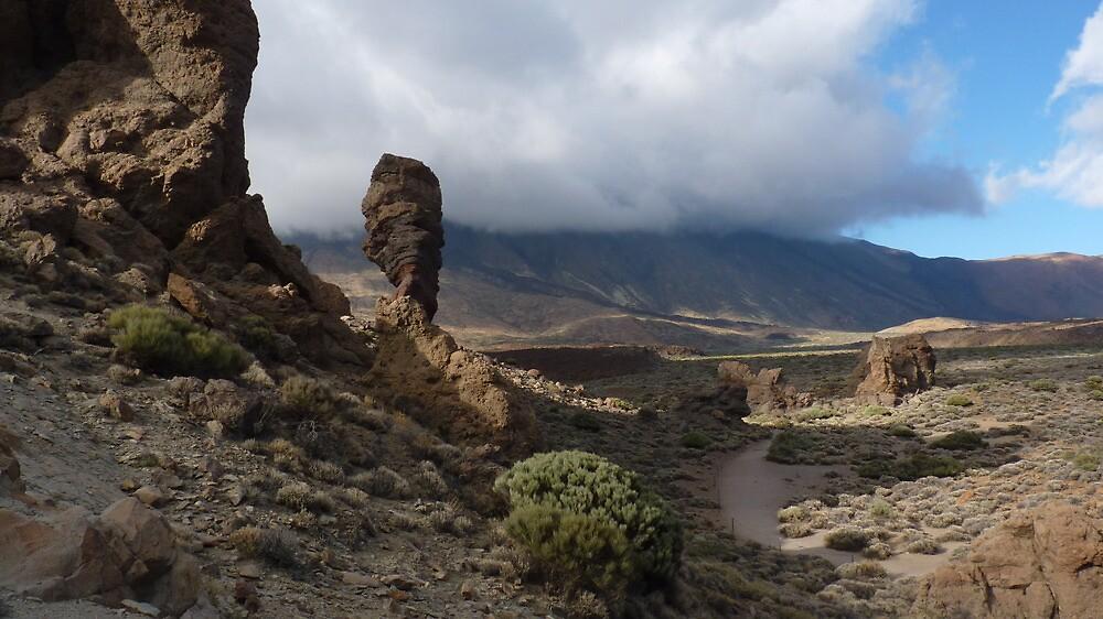 Teide Clouds by jonvin