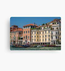Mediterranean Venice Italy Canvas Print