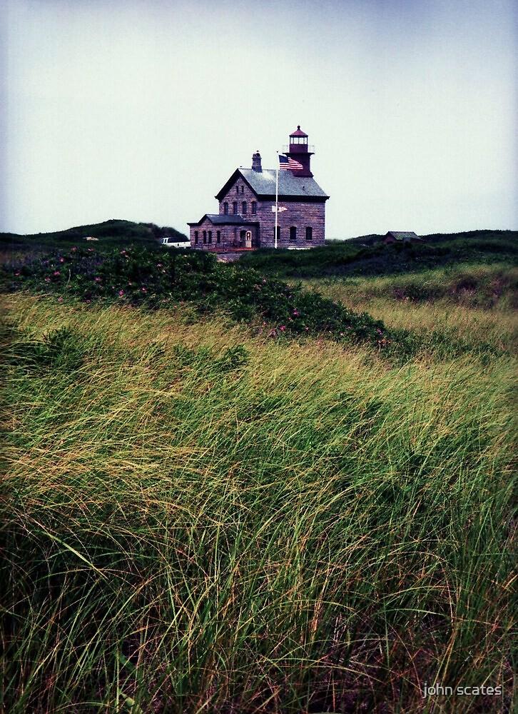 Block Island by john scates