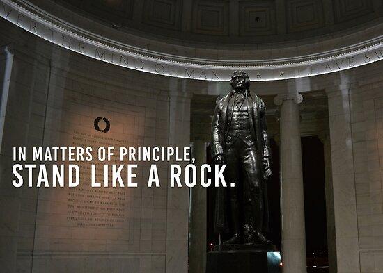 Thomas Jefferson Principle Liberty America by psmgop