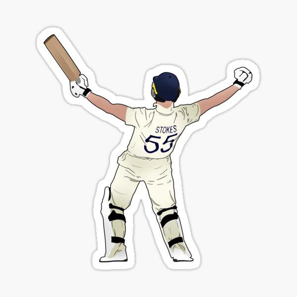 Ben Stokes Sticker