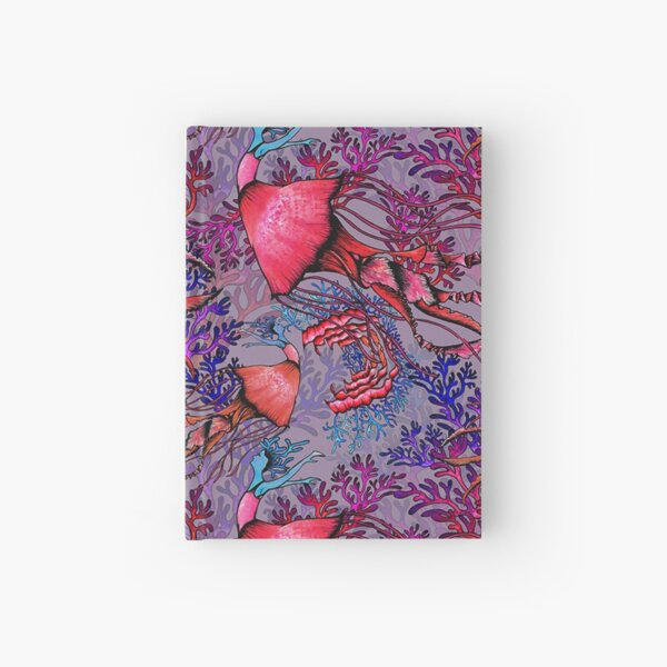 Two dimensional truth- surface pattern design Hardcover Journal