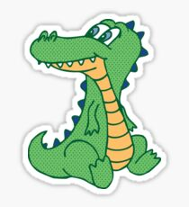 Gator life Sticker
