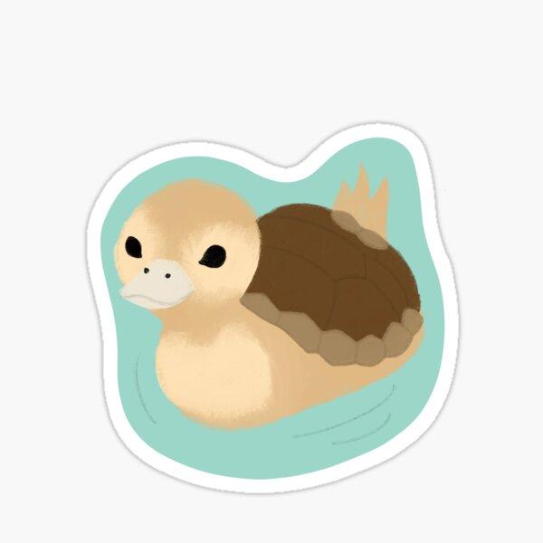 Turtleduck Sticker