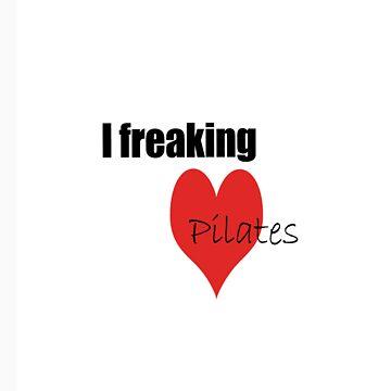 Pilates Love by SummerJ