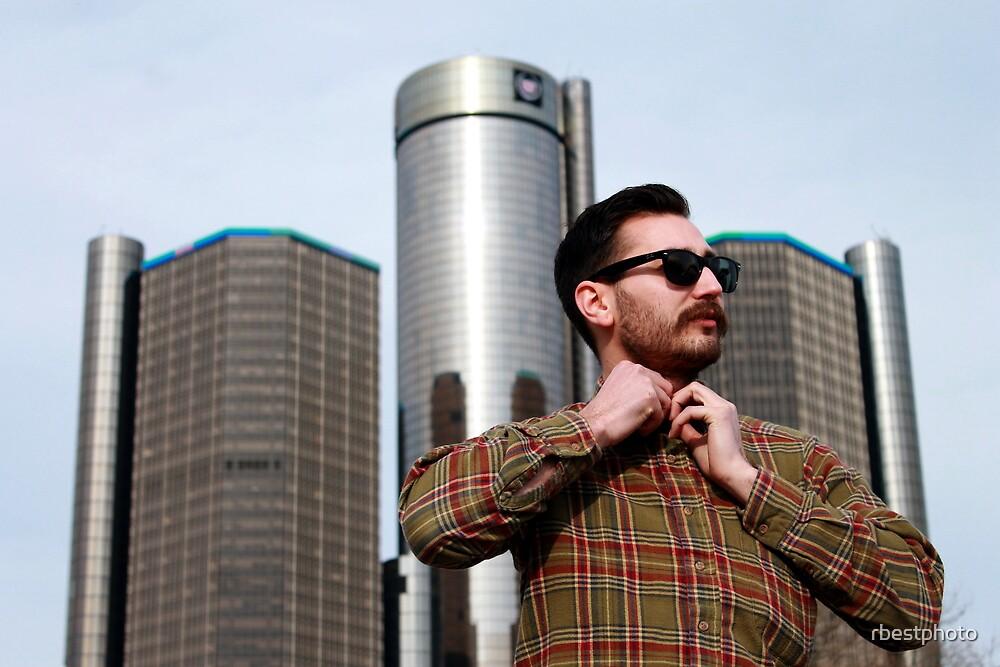 Represent Detroit by rbestphoto