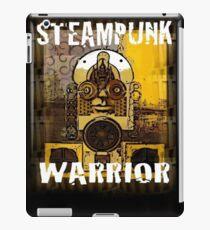 Steampunk Warrior iPad Case/Skin