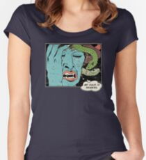 Mythical World Problems Women's Fitted Scoop T-Shirt