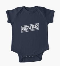 Never Tell Me The Odds (aged look) One Piece - Short Sleeve