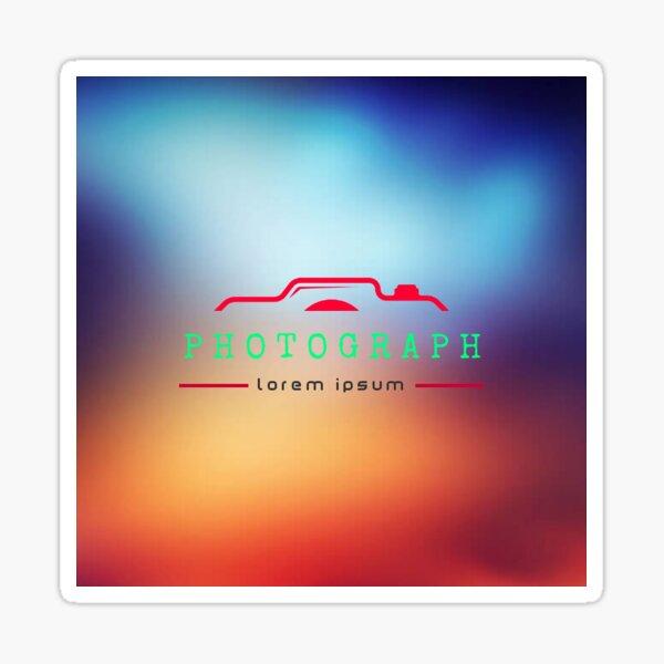 Fotografik Sticker