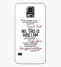 Once Upon a Time - Emma swan Quote Case/Skin for Samsung Galaxy