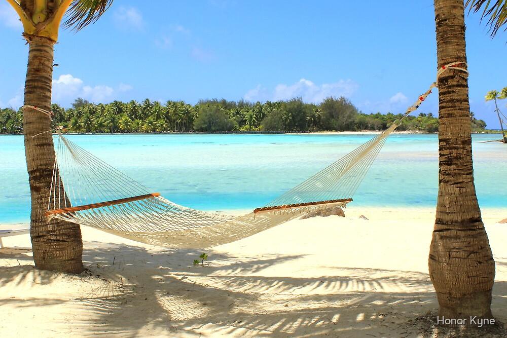 Hammock - Bora Bora by Honor Kyne