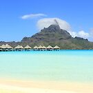 Otumanu Cloud - Bora Bora by Honor Kyne