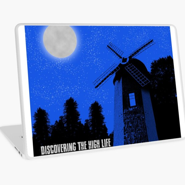The High Life Summer nights Laptop Skin