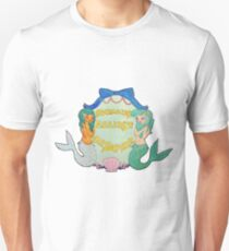 Mermaids Against Misogyny Slim Fit T-Shirt