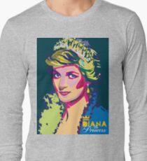Diana The Princess Long Sleeve T-Shirt