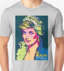Diana The Princess Unisex T-Shirt