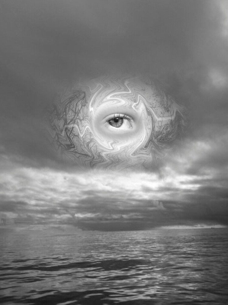 Eye of the storm by Sarah Russell