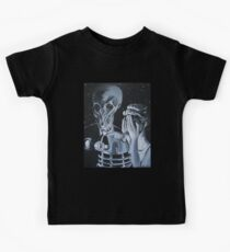 Baddies Family Portrait Kids Tee