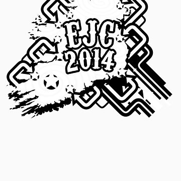 EJC 2014 promo shirt by MrDunne