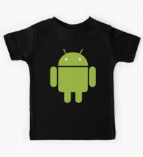 Android Droid Kids Tee
