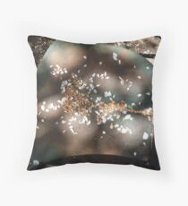 Spring - Under The Apple Tree Throw Pillow