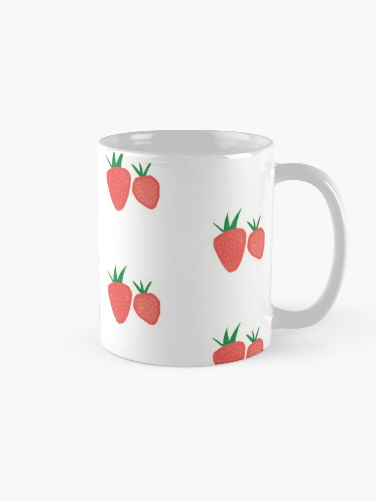 Alternate view of Strawberry Collection Mug