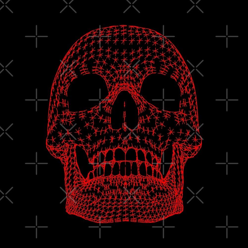Red Skull by RFive